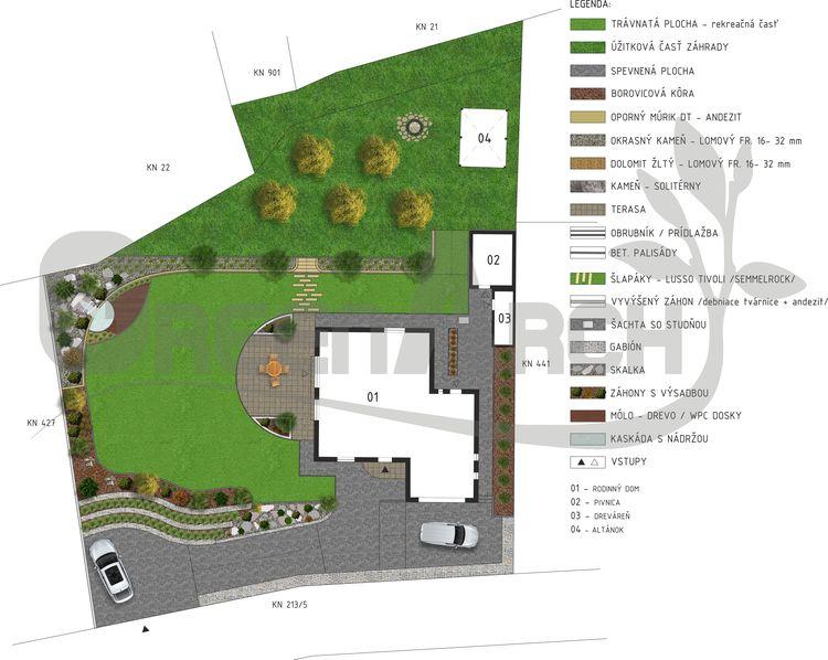 Greenarch Zahradna Architektura Preco Je Projekt Zahrady Tou